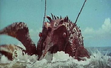 Kaiju Statistics: Ebirah