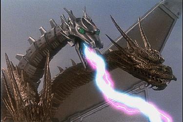 Godzilla Vs Mecha King Ghidorah Kaiju Statistics: King...