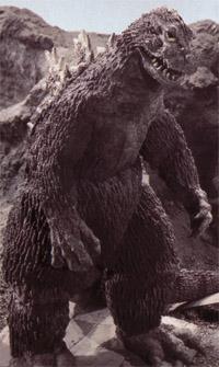 Godzilla 1962 Suit Showa Era Godzilla from the