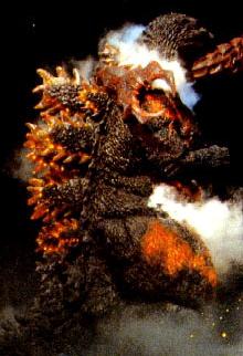 Godzilla Suit History: 1995